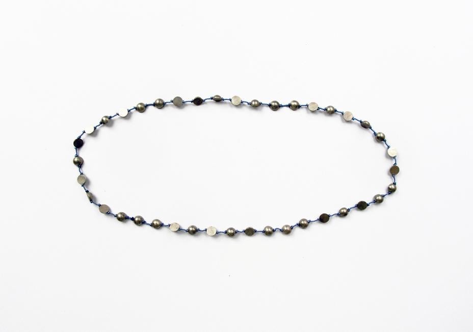 hemisphere necklace