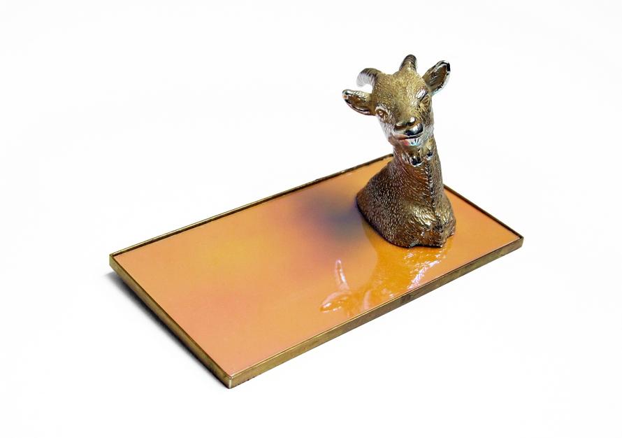 trophy pt.1 -it's a goat!