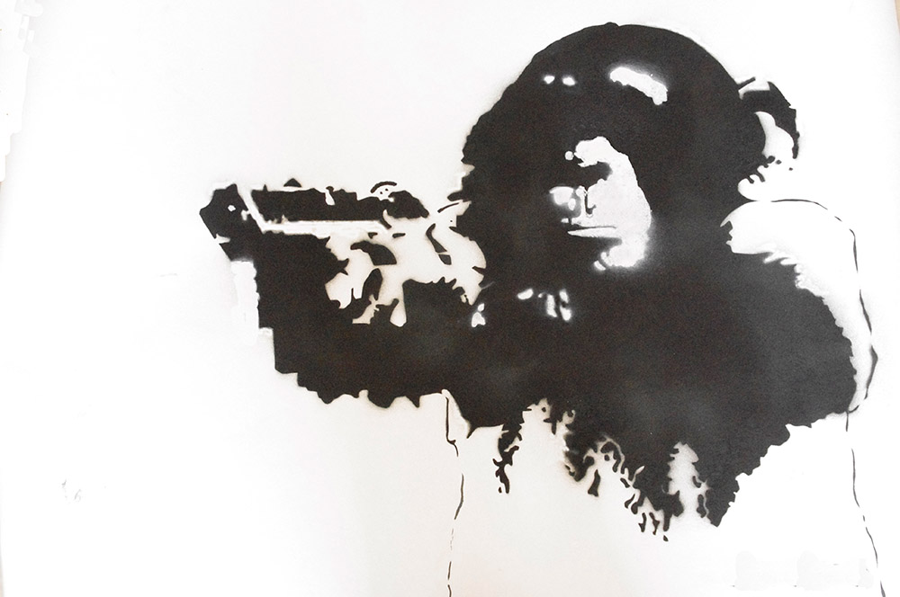 Born monkey - born dead