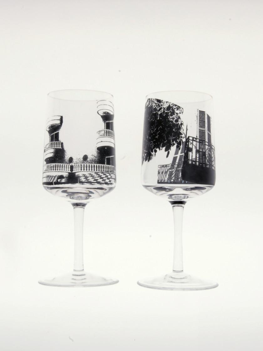 Siebruckglassprint