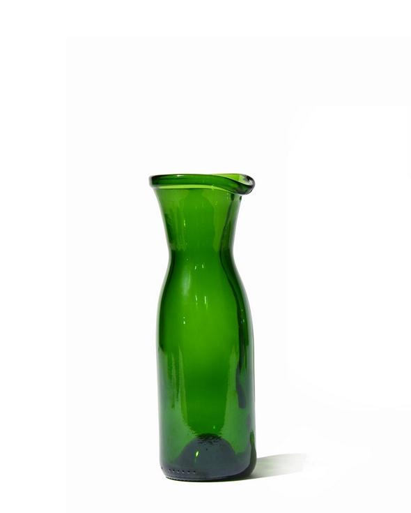 Grüne Karaffe