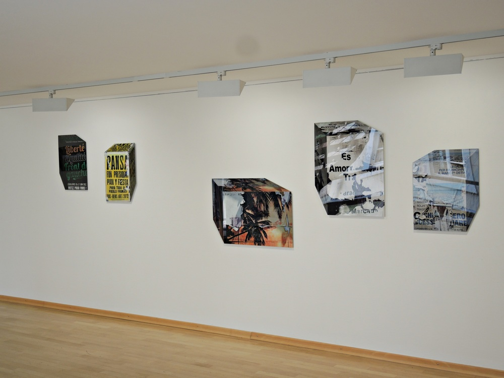 Ausstellungsansicht Electricite Marc Peschke Galerist Kulturjournalist Kurator