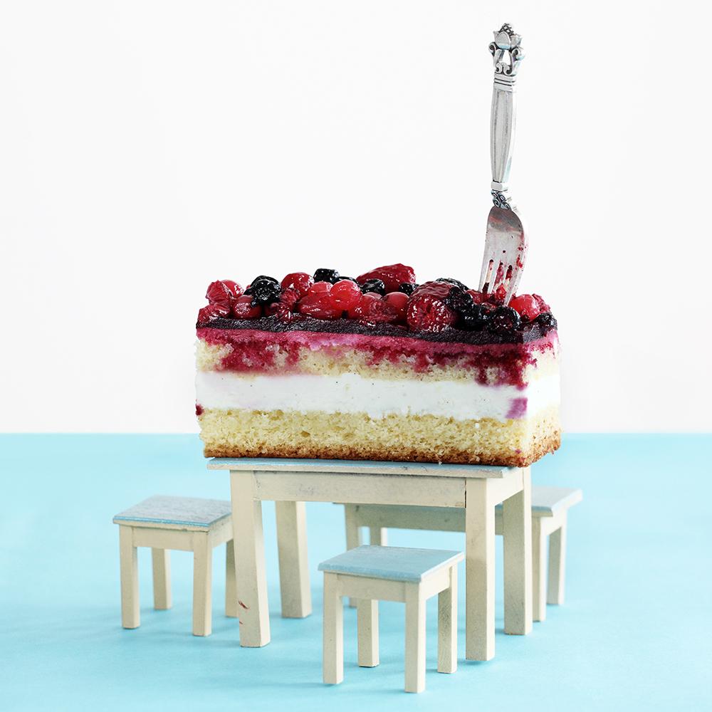 Kuchen, Food Styling: Alexandra Eichenauer