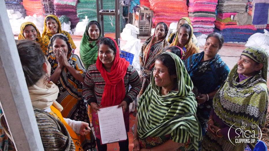 Bangladesh Upcycling made in