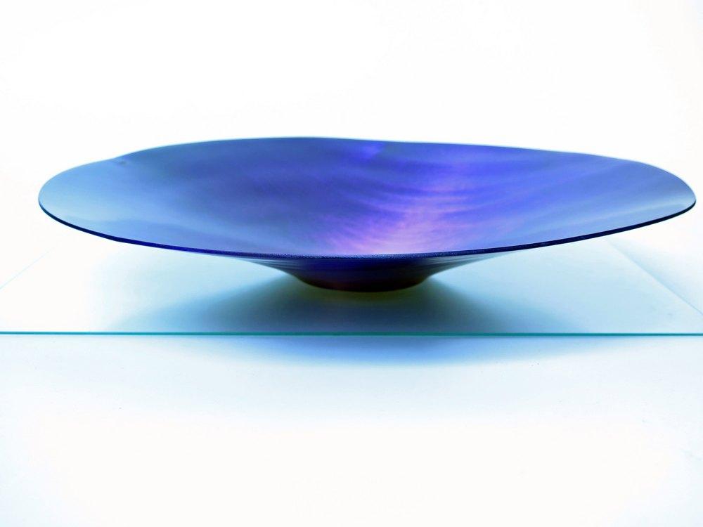 Schale violett