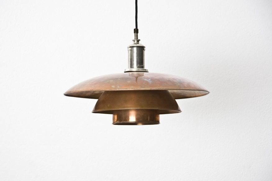 Lampe von Poul Henningsen, Foto: Malte Wrobel