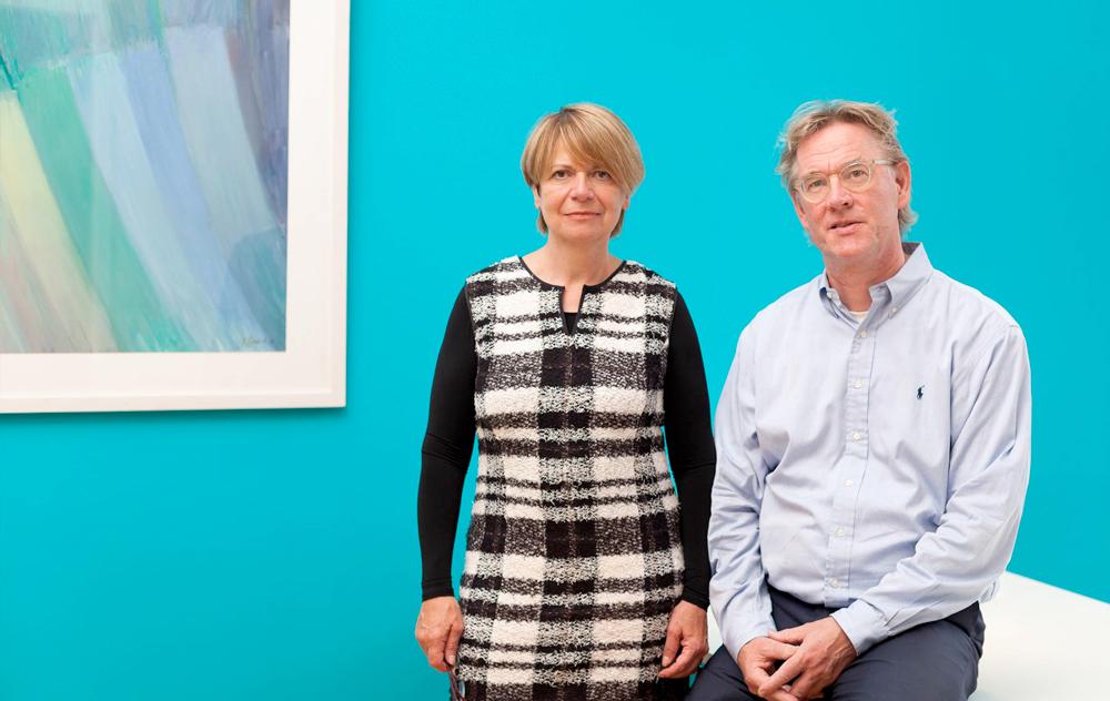 Martin und Claudia Fritz
