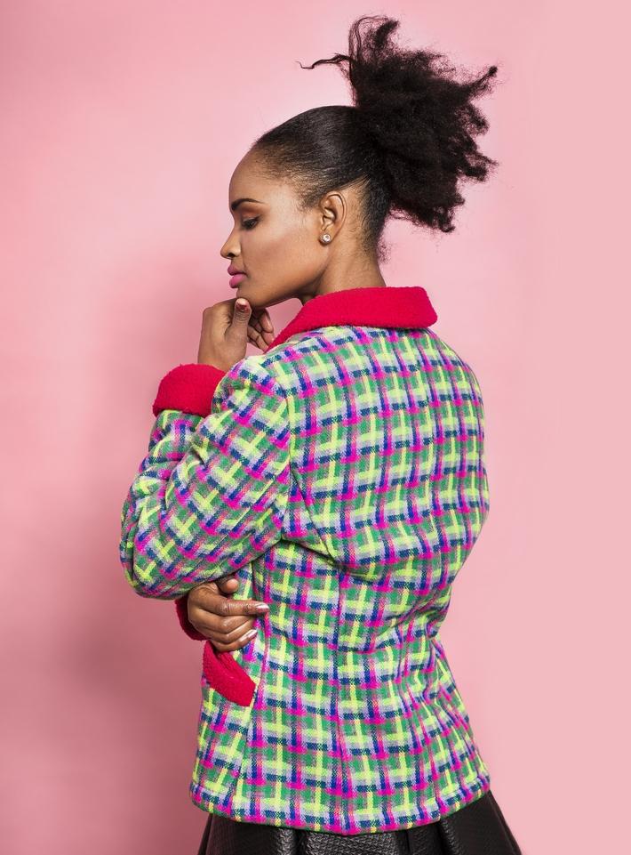 Maßgeschneiderte Vintage Jacke aus den 90ern, Preis: 200 €