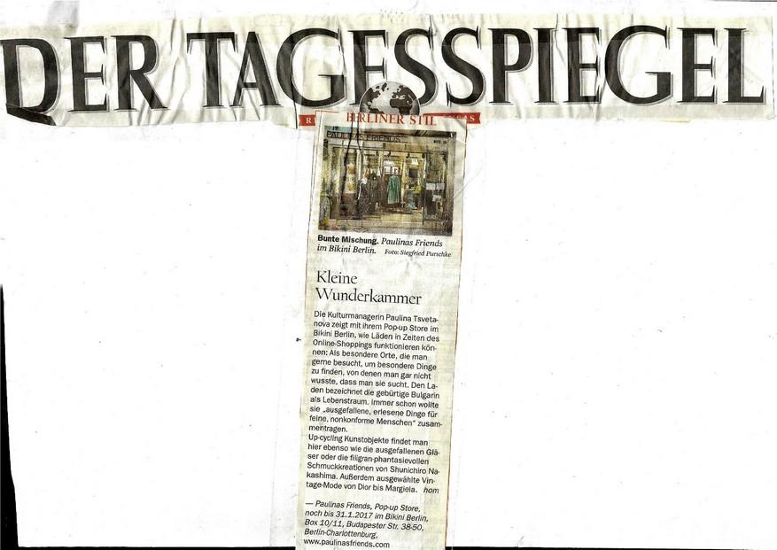 berliner tagesspiegel