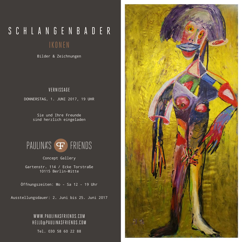 Peter Schlangenbader-IKONEN