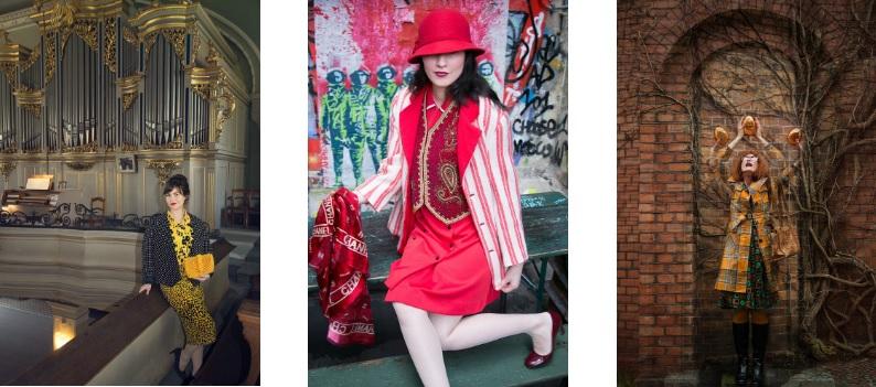 Styling Anka Bardeleben Fotoshooting
