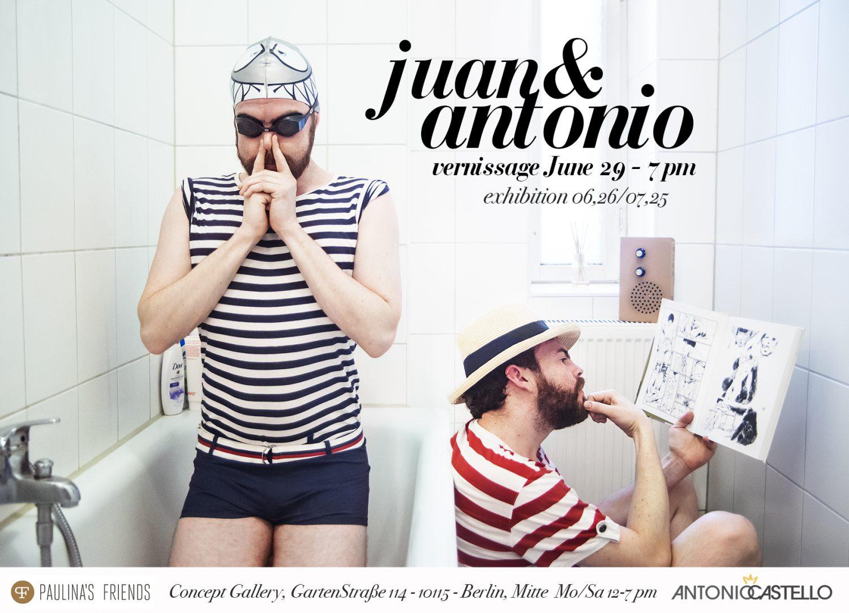 Juan & Antonio Antonio Castello Fotografie