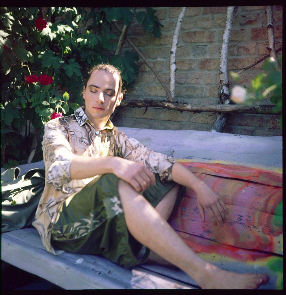 Bluse von Eastlondon, Hose von Djofra, Holzmarkt 25 Antonio Castello Fotoshooting Paulina's Friends