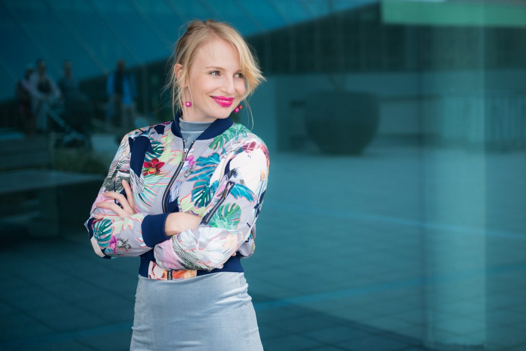 Stylecoach Farbe Anja Gräfenstein Schauspielerin Look at you
