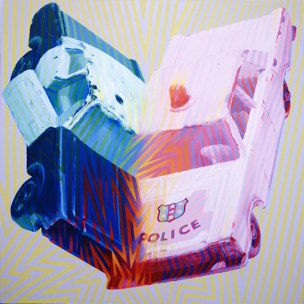 Francisco Cintolesi Ortiz Chile Kunst Malerei