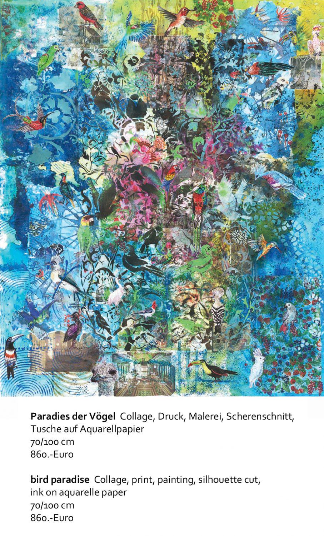 Mixed Media, Objekte, Illustrationen, Accessoires Eva Lippert Textildesign Weben, Sticken, Stricken, Collagieren, Drucken und Malen.
