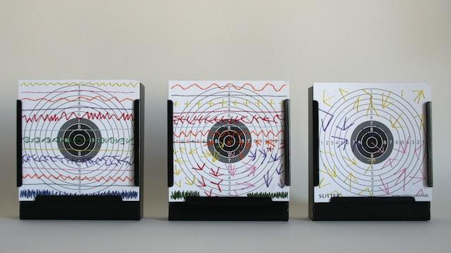 Schießen für den Frieden hehocra: Doreen Trittel Berlin Kunst ATELIER FÜR ERINNERUNG & VERÄNDERUNG, Collagen, Installationen, Objekten und Fotografien