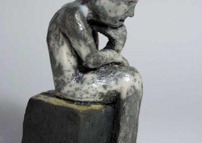 Skulptur Zivilisationskritik Uwe Schwarz