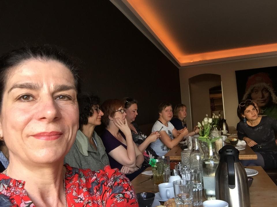 Unternehmer Frühstück Berlin Nicki Pawlow