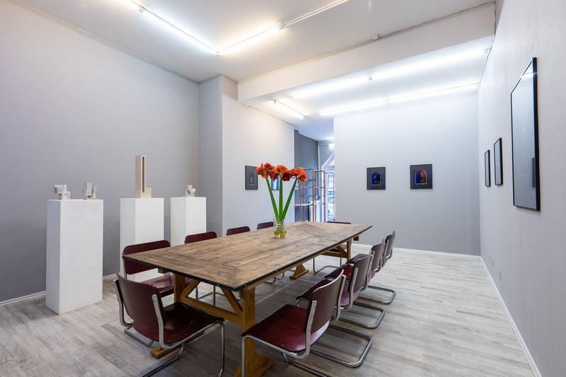 Galerie Paulina's Friends Concept Store Zufallsladen Konferrenzraum Mitte Berlin Startup