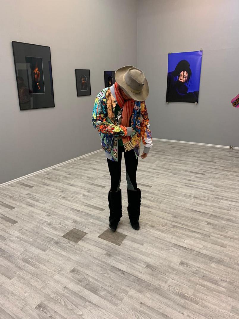 Dafne B Galerie Cowboy Hut