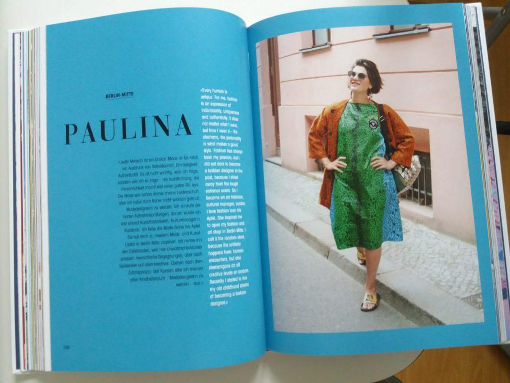 Berlin Street Style Paulina Tsvetanova
