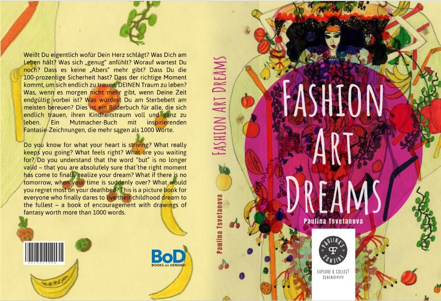 Fashion Art Dreams Paulina Tsvetanova